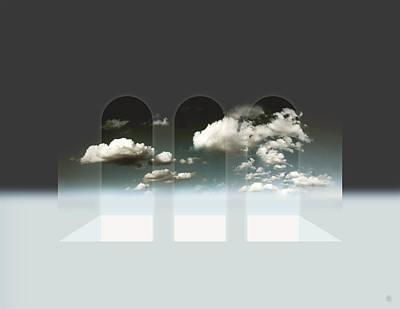 Clear Window Poster by Florin Birjoveanu