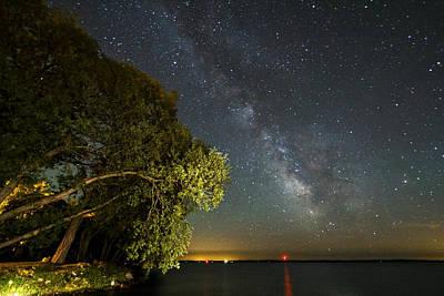 Cloud Of Stars Poster by Matt Molloy