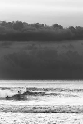 Cloud Surfer Poster by Ocean Photos