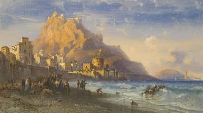 Coastal Landscape Poster by Celestial Images