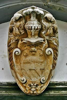 Coat Of Arms Amalfi Poster by Henry Kowalski