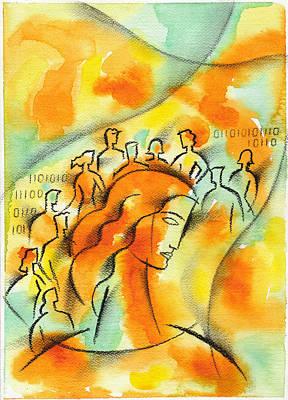Colleague Poster by Leon Zernitsky