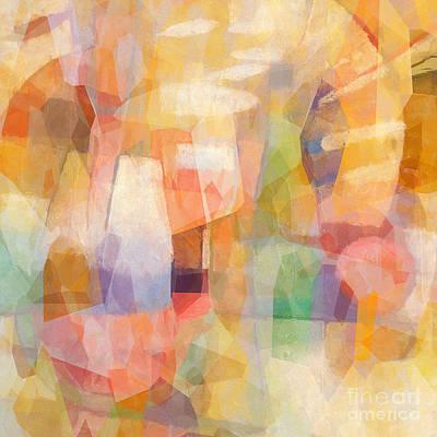 Colorbreak Poster by Lutz Baar