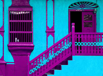 Colors Of Guatemala Poster by Catherine Arnas