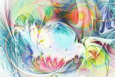 Creation Poster by Anastasiya Malakhova