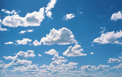 Cumulus Clouds Poster by Panoramic Images