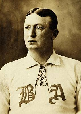 Cy Young Poster by Benjamin Yeager