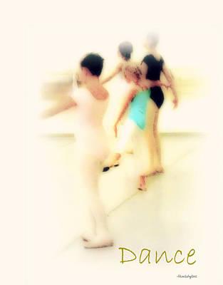 Dance Poster by YoMamaBird Rhonda