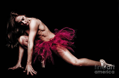 Dancer Poster by Jt PhotoDesign