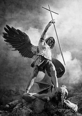 Darkness Poster by Archangelus Gallery