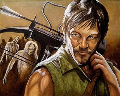 Daryl Poster by Al  Molina