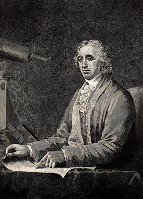 David Rittenhouse Poster by Universal History Archive/uig