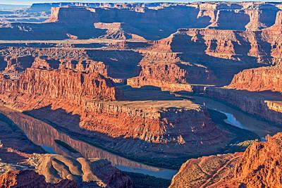 Dead Horse Dawn - Utah Sunrise Photograph Poster by Duane Miller