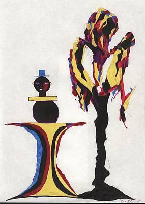 Definism Design 84 Poster by Darrell Black