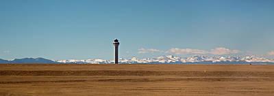 Denver International Airport Poster by Jim West