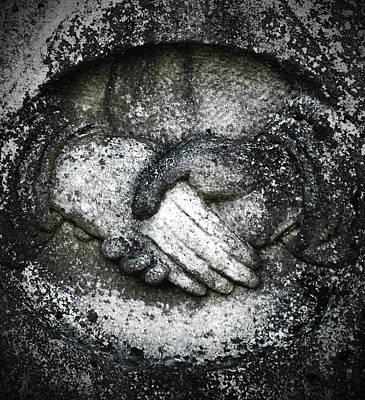 depth of Tragety Poster by David Fox