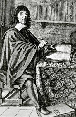 Descartes, Rene (la Haye, Touraine Poster by Prisma Archivo