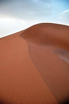 Desert Sand Dune Poster by Jon Wilson