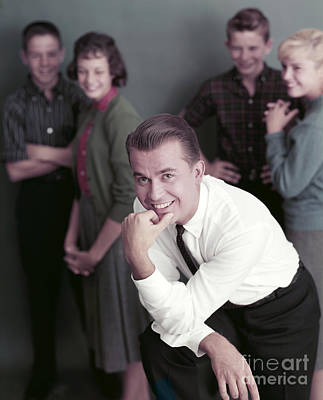 Dick Clark 1959 Poster by The Phillip Harrington Collection
