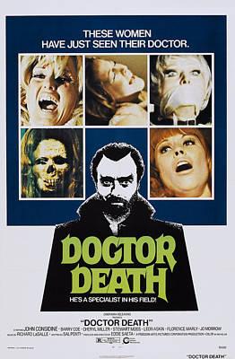 Doctor Death, U.s. Poster Art, John Poster by Everett