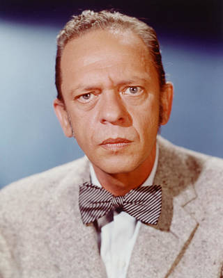 Don Knotts Poster by Silver Screen
