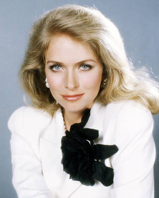 Donna Dixon Poster by Silver Screen