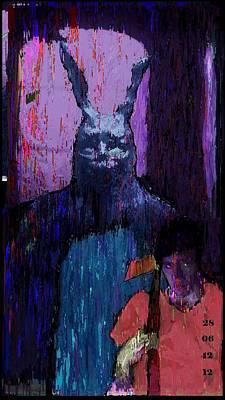 Donnie Darko  Poster by Brett Sixtysix