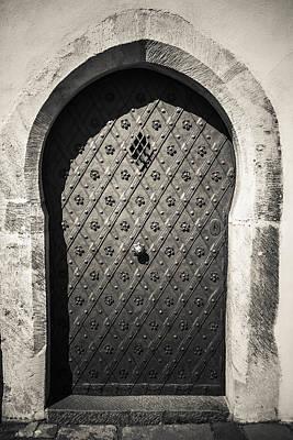 Door Poster by Maria Conceicao Pires - Lightfactory