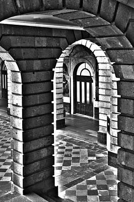 Doorways Poster by John  Bartosik