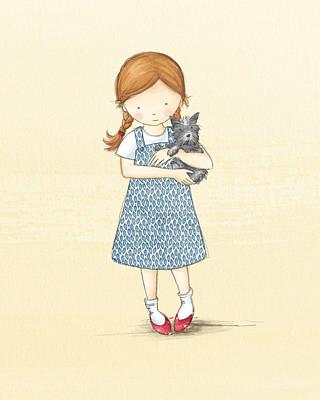 Dorothy Poster by Amanda Francey