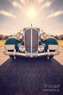 Dream Car Poster by Edward Fielding