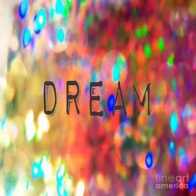 Dream Poster by Jennifer Kimberly