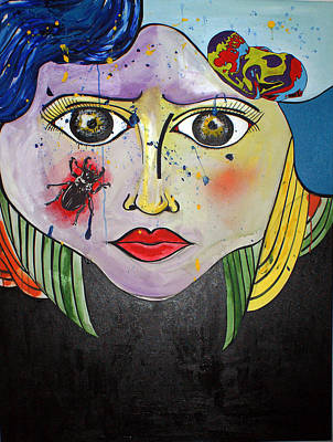 Dreamcatcher Poster by Sanne Rosenmay
