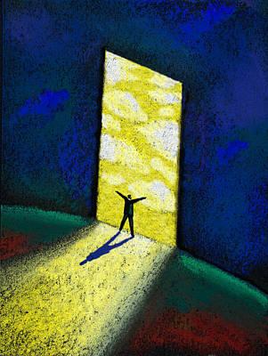 Dreamer Poster by Leon Zernitsky