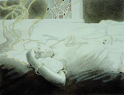 Dreamweaving Poster by Susan Helen Strok