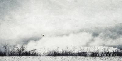Drifting Poster by Priska Wettstein