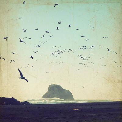 Earth Music Poster by Lupen  Grainne