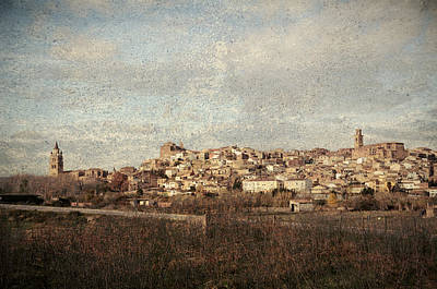 East Side Of Calahorra Poster by RicardMN Photography