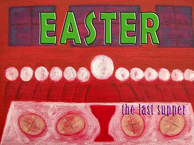 Easter 18 Poster by Patrick J Murphy
