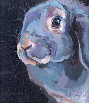 Easter Lop Poster by Kimberly Santini