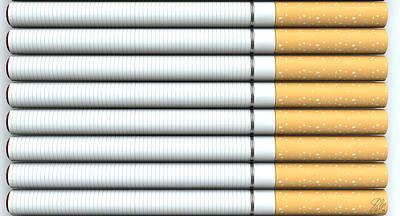 Ecigarette Revolution Poster by Allan Swart