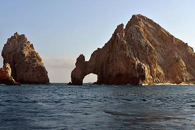 El Arco De Cabo San Lucas Poster by Christine Till