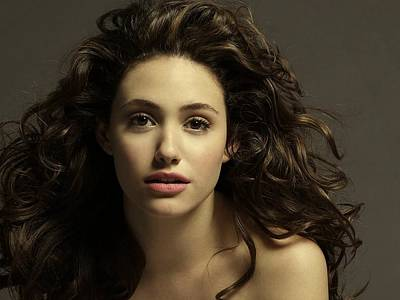 Emmy Rossum Poster by Movie Poster Prints