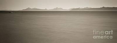 Empty Spaces Poster by Maciej Markiewicz