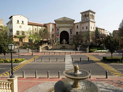 Entrance Of Montecasino, Johannesburg Poster by Panoramic Images