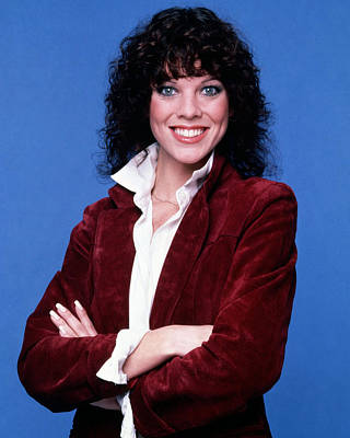 Erin Moran In Happy Days  Poster by Silver Screen