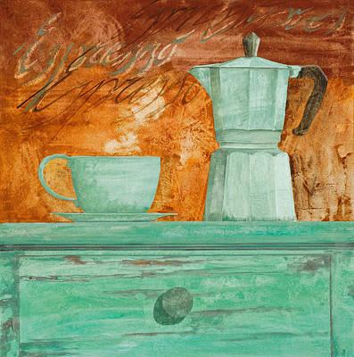 Espresso Poster by Guido Borelli