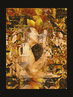 Eternally Yours Poster by Kurt Van Wagner