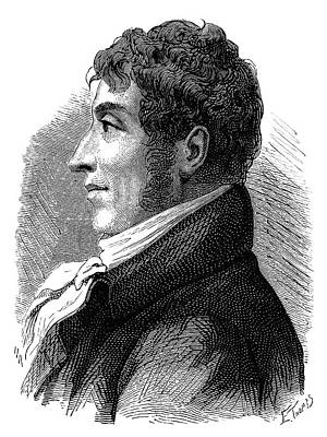 Etienne-gaspard Robert Poster by Science Photo Library