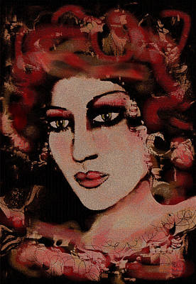Eva Poster by Natalie Holland
